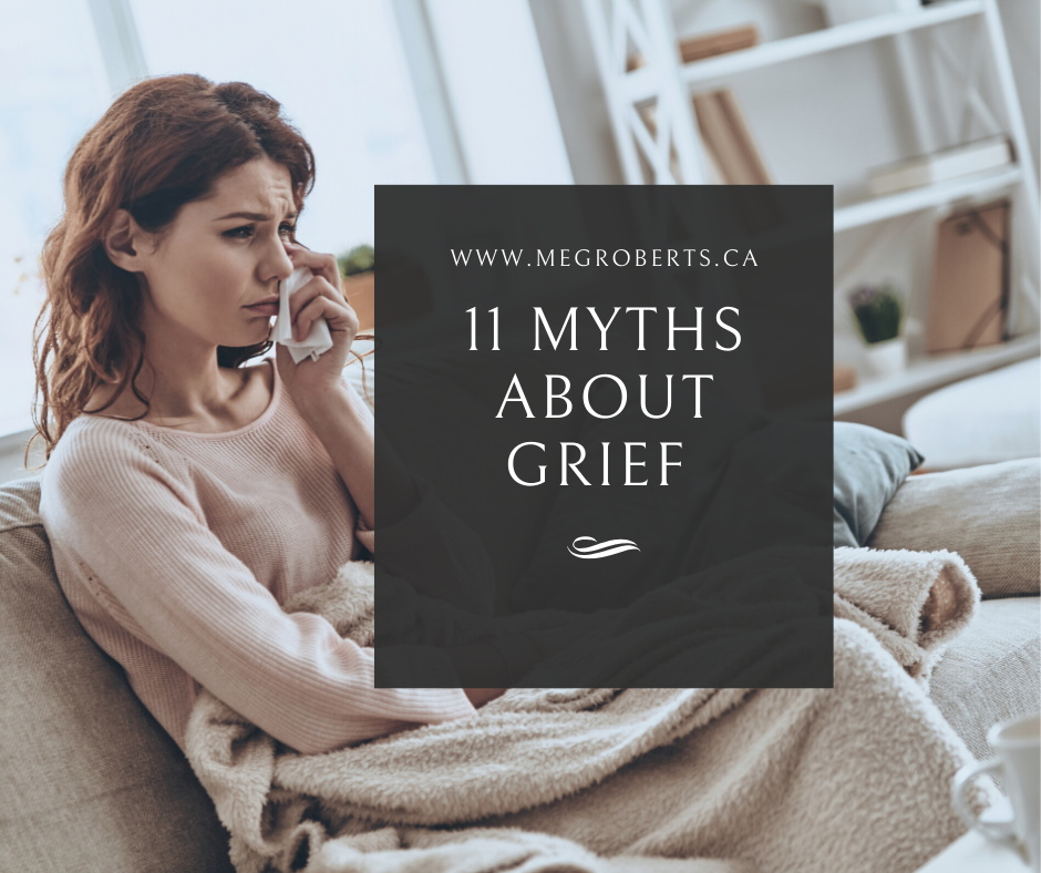 11 Myths about Grief