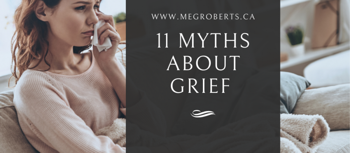 11 Myths about Grief Blog Image